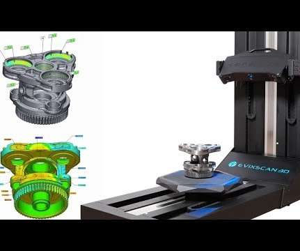 3D Scanner and Company - 3D Print Pulse