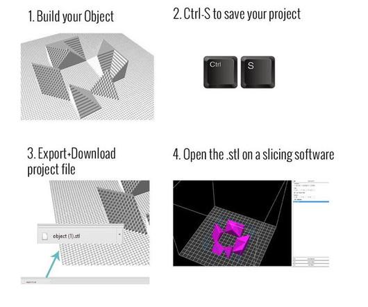 Blender and Download - 3D Print Pulse