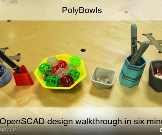Examples and OpenSCAD - 3D Print Pulse