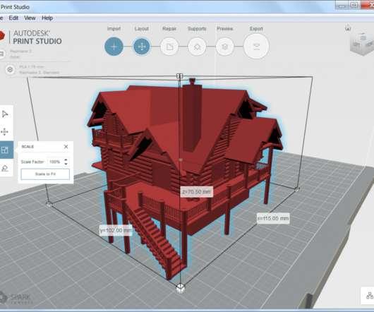 D Printing Exhibition Billingsgate : Autodesk and finishing 3d print pulse