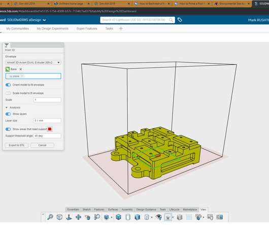 3D Printer and SolidWorks - 3D Print Pulse