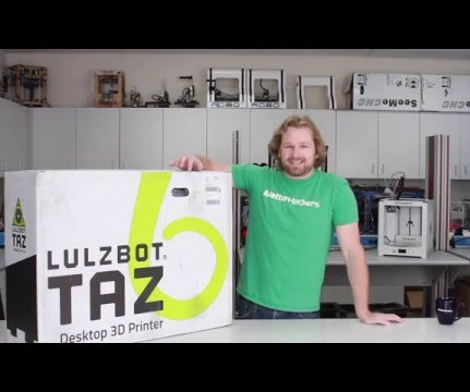 Lulzbot - 3D Print Pulse