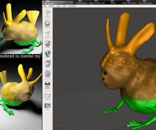 Autodesk and MeshMixer - 3D Print Pulse