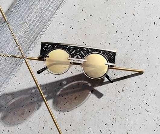ba8a7d5ead Avant-Garde Eyewear Collection OXYDO Brings Materialise Partnership with  Safilo to Market