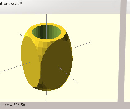 Design and OpenSCAD - 3D Print Pulse