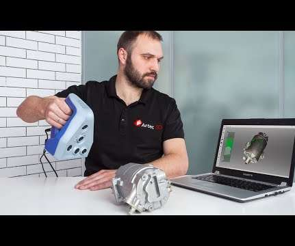 3D Scanner and Design - 3D Print Pulse