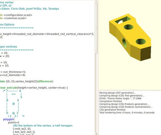 3D Printer and OpenSCAD - 3D Print Pulse